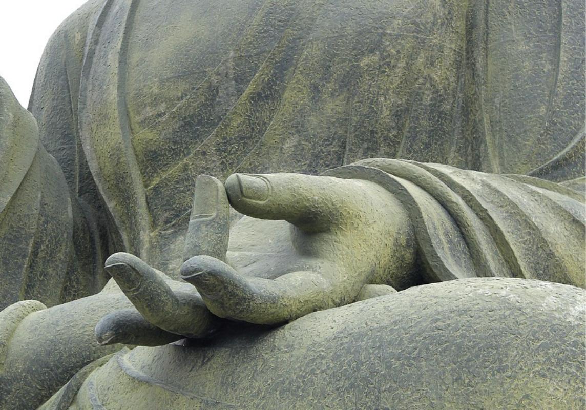 Meditation, Mantra, Mudra, Buddha