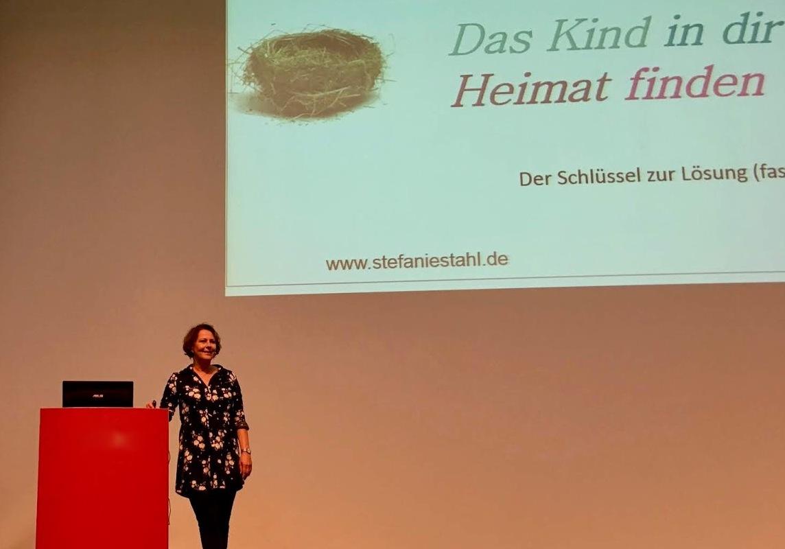Stefanie Stahl, inneres Kind, Seminar